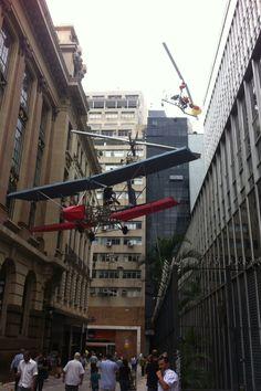 Exposição do chinês Cai Guo-Qiang no CCBB de São Paulo - Sao Paulo - Brasil