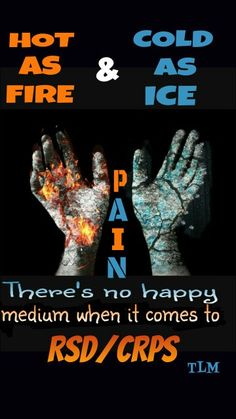 RSD/CRPS. This is one of the first ones i made.