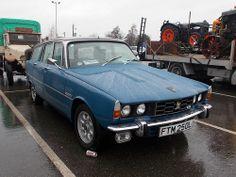 1973 Rover 3500 V8 Estate
