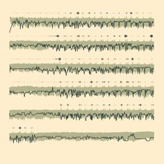metaglitch: Visualization of song: Ronald Jenkees - Stay...