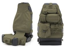 molle seat covers..... for those that like to be prepared! or in my case, us Army chicks :P