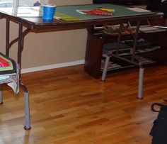 Quilt Monster in my Closet: DIY Raised Cutting Table  using PVC pipe