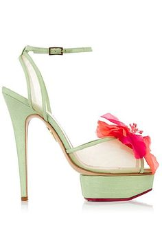 Charlotte Olympia - Shoes - 2014 Spring-Summer