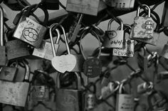 Paris Love Lock, Paris, Personalized Items, Montmartre Paris, Paris France