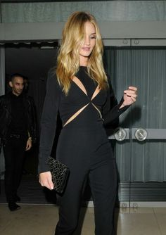 London Fashion Week Spring/Summer 2014 - Elle Magazine October Issue Drinks Party - Departures