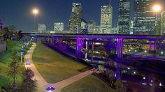Downtown Houston TX