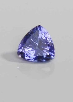 Tanzanite is close to my heart. Only found in one place in the world. It's trichroic so you'll see blue, pinks and purple. My understanding - over 3 carats (AAA+) makes a good investment piece.