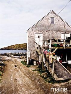 Monhegan Island - where you can find peace
