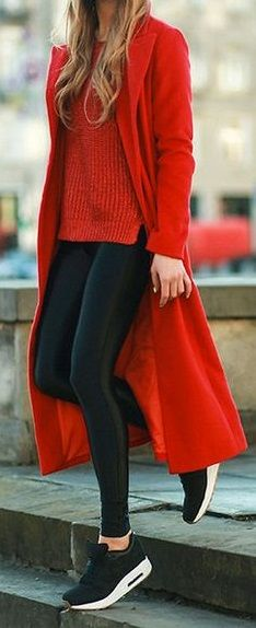 #TheTrend - Black & Red