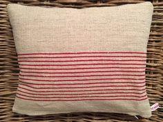 Weiteres - Zirbenholz-Kissen aus antikem Leinen - ein Designerstück von Benninghoven-LeinenManufaktur bei DaWanda