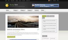 Free Busy Bee - Wordpress Theme ver 2.9.0  - http://wordpressthemes.im/free-busy-bee-wordpress-theme-ver-2-9-0/