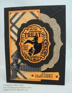 Halloween Card                                                       …
