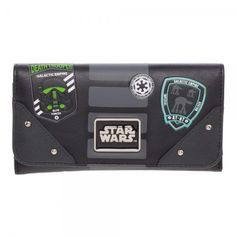 Star Wars Rogue One A Star Wars Story Empire Jr's Flap Wallet