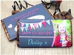 Personalised Baby Shower 114g Galaxy Milk Chocolate Wrapper Bar Gift Favours N63