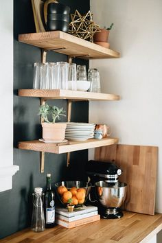 One of the biggest trends in the last few years in kitchen design has to be open kitchen shelving, allowing for an area of display rather than having everything hidden away behind cupboard doors. It's a look that tends to …