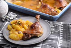 Könnyen elkészíthető, omlós-narancsos kacsacomb, természetesen nem csak karácsonyra! Diet Cake, Poultry, Cookie Recipes, Nom Nom, Pork, Turkey, Chicken, Baking, Cakes