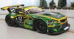 Carrera BMW Z4 GT3 - Home Racing World & The Slot Car Garage