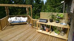 Outside Sink, Creating A Business, Porch Swing, Outdoor Furniture, Outdoor Decor, Barbecue, Terrace, Outdoor Living, Projects To Try