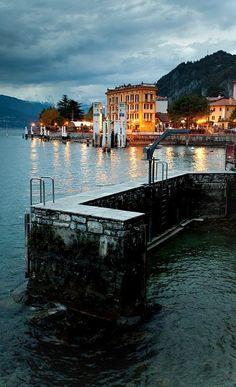 Varenna (Lake Como), Lombardy, Italy | Flickr - Photo by _ Nemo _