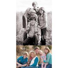 fun-family-of-five-posing-portraits-chapel-hill-north-carolina-melissa-treen-photography-burlington-greensboro