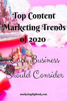 Top Content Marketing Trends of 2020 Each Business Should Consider — Marketing Digi Book - Content Marketing Tips and Visual Content - Styled Stock Photos - Top Content Marketing Trends of 2020 Each Business Should Consider -