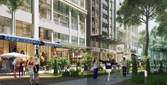 Bán 8 căn hộ Shophouse Tháp Landmark 4 (L4) Vinhomes Central Park, giá tốt