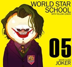 Special School with Yellow Lemon by Sakiroo Choi, via Behance