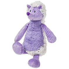 Mary Meyer Ruffles and Ridges Hedgehog *** Click on the image for additional details. (This is an affiliate link) #Puppets