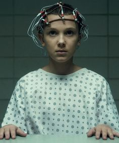 Millie Bobby Brown will return as a series regular when Stranger Things Season 2 debuts next summer. Stranger Things Finale, Eleven Stranger Things Costume, Stranger Things Halloween, Bobby Brown Stranger Things, Stranger Things Quote, Stranger Things Aesthetic, Stranger Things Netflix, Stranger Things Theories, Dan Cohen