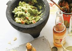 My 2nd favorite guac recipe! Admission... I have been eating store bought for the past 2 weeks... in bed.