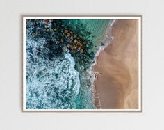 Drone Photography, Beach Photography, Fine Art Photography, Backgrounds For Your Phone, Framed Art, Wall Art, Aerial Drone, Beach Print, Landscape Prints