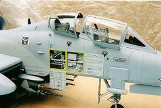 A-10B Warthog Exterior details.