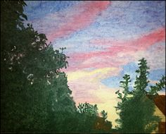 Affilipede Presents ~ Kimberly O'Brien Harvey ~ Her Story ~ Her Art ~ Pink Hazy ~