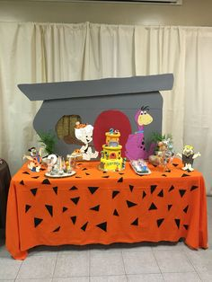 Flintstones Party by WS Events