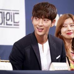 """Lee Joon Gi - """"Criminal Minds"""" press conference"""