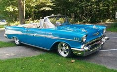 57 Chevy Convertible Is My Dream car