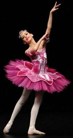 Sugar Plum Fairy from The Nutcracker?