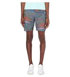 OUTERKNOWN - Printed shorts | Selfridges.com