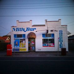 Milk Bar in Murrumbeena, Melbourne, Australia