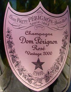 Champagne Dom-Perignon Rosé 2000 by Paris_Champ, via Flickr