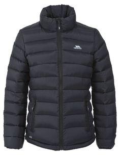 Trespass Letty Black XL Warm Down Jacket Down for Women X-Large Black Warm Down, Outerwear Women, Cute Woman, Stay Warm, Large Black, Jackets For Women, Winter Jackets, Coat, Stuff To Buy