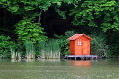 Budapest, Cabin, House Styles, Home Decor, Decoration Home, Room Decor, Cabins, Cottage, Home Interior Design
