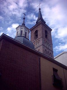 Madrid Iglesia de San Nicolas