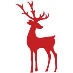 Silhouette Design Store - View Design #162109: deer