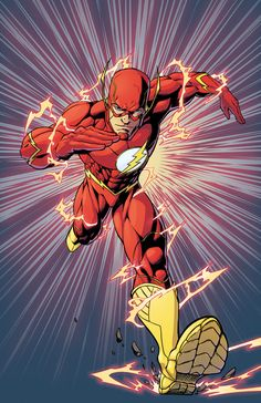 #Flash #Fan #Art. (Flash...Ahhh-Ahhhhhh!) By: DanGlasl.