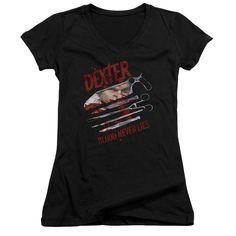 Dexter/Blood Never Lies