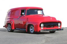 1956 Ford Panel Delivery