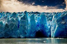 Glaciar Grey -   Parque Nacional Torres del Paine (Chile)
