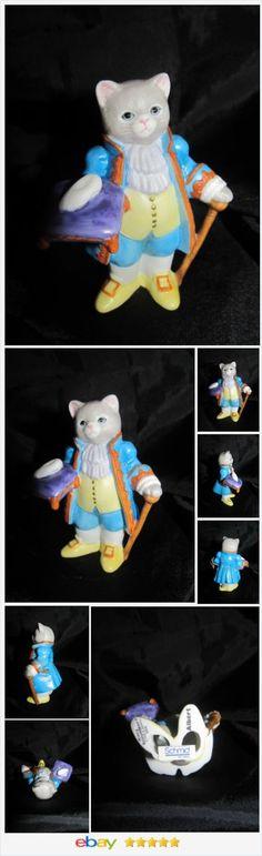 Kitty Cucumber Cinderella Handsome Prince Albert Schmid 1990 Figurine Tuxedo
