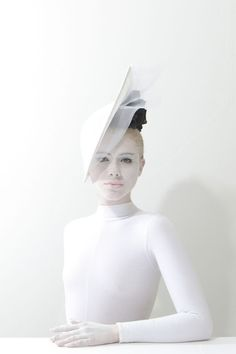 Philip Treacy S/S 14 … More